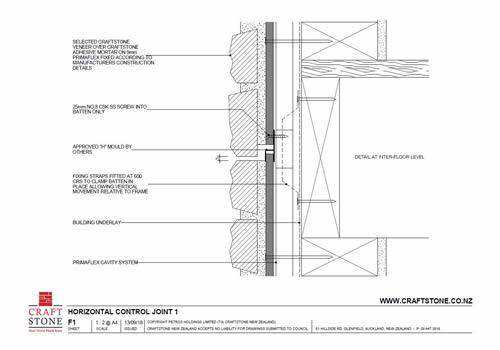 F1 - Horizontal Control Joint 1-thumbnail